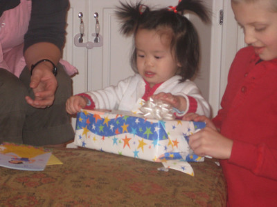 Laney's Second Birthday