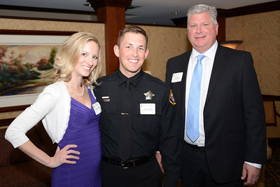 100 Club of DuPage County - Valor Awards Ceremony - October 30, 2014