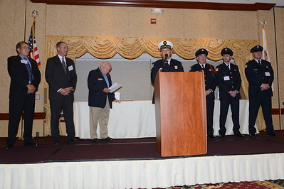 100 Club of DuPage County - Valor Awards Ceremony - October 25, 2017