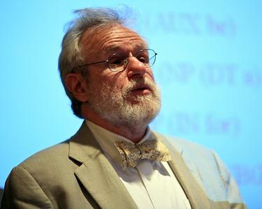 Eugene Charniak: Why Natural Language Processing is Now Statistical Natural Language Processing
