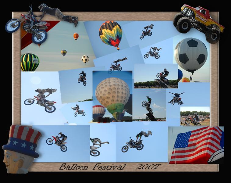 Balloon Festival 2007