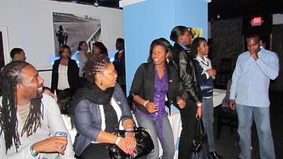Black Alumni Chapter Step Off 2011