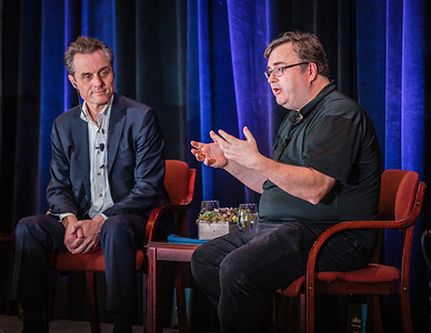 Fireside Chat with  Reid Hoffman - Reid Hoffman and Michael McCullough