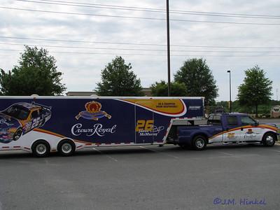 Crown Royal Race Car