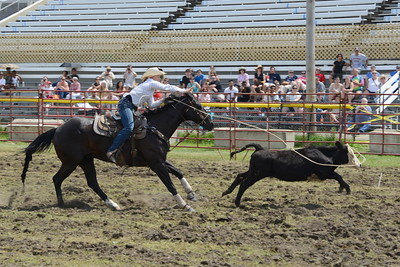 DuPage County Fair - July 22-26, 2015 - Wheaton, Illinois - Latting IPRA Rodeo