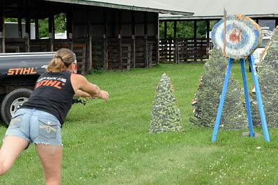 DuPage County Fair - July 27-31, 2016 - Axe Women of Maine