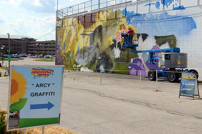 DuPage County Fair - July 27-31, 2016 - ARCY Graffiti