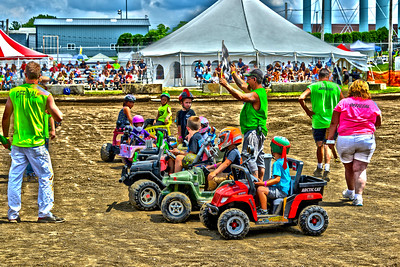 DuPage County Fair - July 26-30, 2017 - Demolition Derby