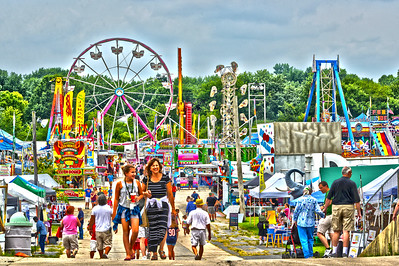 DuPage County Fair - July 26-30, 2017