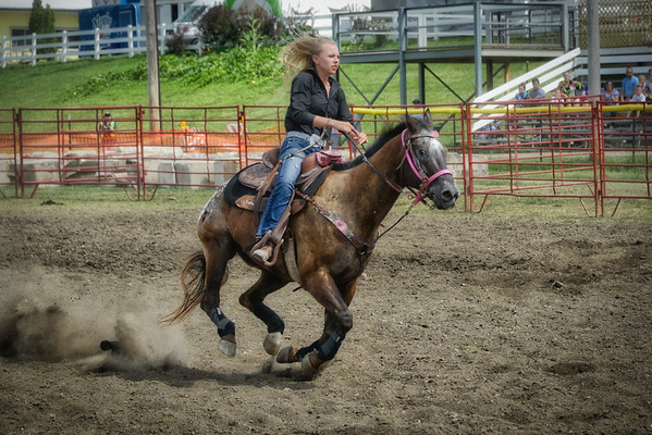 DuPage County Fair 2018 - Rodeo