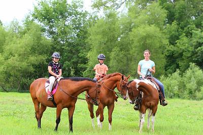 Horse Camp June 2014