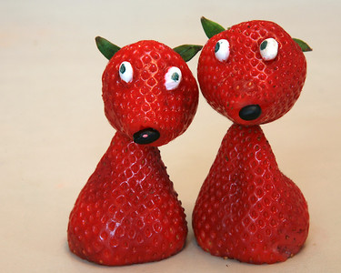 Strawberry dogs