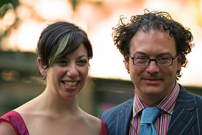 Max & Davina's Wedding