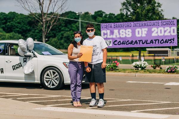 NBIS 8th Grade Promotion Ceremony 6.10.20