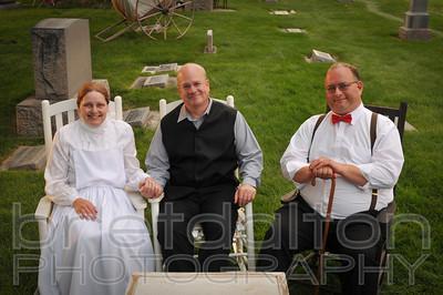 Tammie Foote, John Heeder, David Rodeback