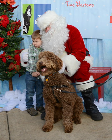 Photos With Santa - Naperville, Illinois - Jaycees Fundraiser - December 6, 2014