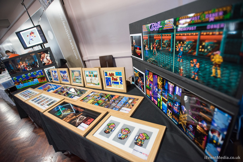 Super Retro Games Fair - David Portass/iEventMedia