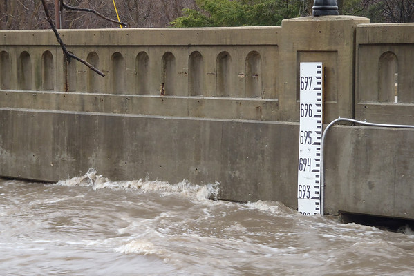 Warrenville Floods