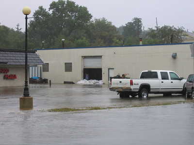 Warrenville Flood - 2008