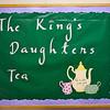 2012 Mother/Daughter Tea