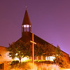 Good Shepherd Church at night