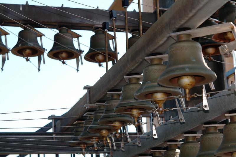 Bells in Naperville Carrilon