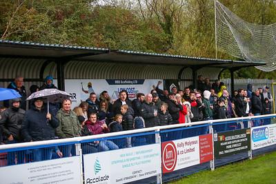 Hanley Town fans