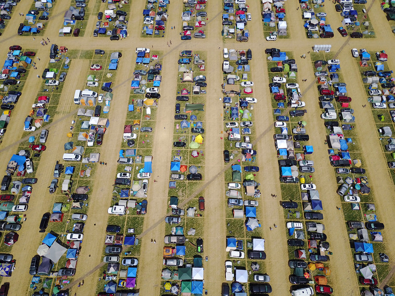 Solartown camping