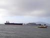 Alcatraz and some boats