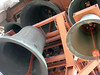 Some of the 61 bells of the Campanile