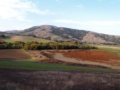 Stafford Lake Disc Golf 10/27/2007