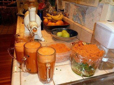 Juicing Madness