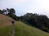 6:30am, heading uphill