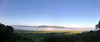 7am, we're above the fog and it's gorgeous