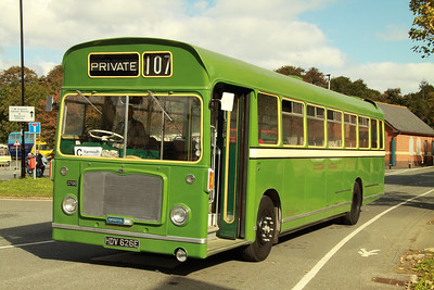 15th & 16th October 2016 Isle of Wight Beer & Bus Weekend
