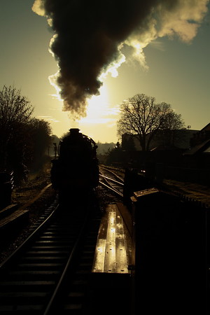 27th & 28th December 2016 Swanage and Mid Hants