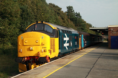 7th & 8th Sept 2016 Cumbrian Coast and Scarborough Spa Express