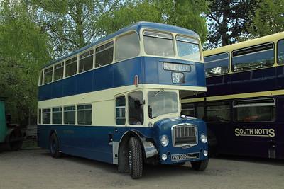 22nd April 2017 GCR Bus Rally