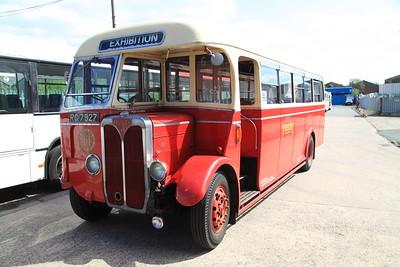 23rd April 2017 Aldridge Transport Museum