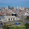 Downtown Kansas City from atop the Liberty Memorial  DWA_3056
