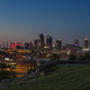 "View of Downtown Kansas City from ""The Scout""  _D853045"