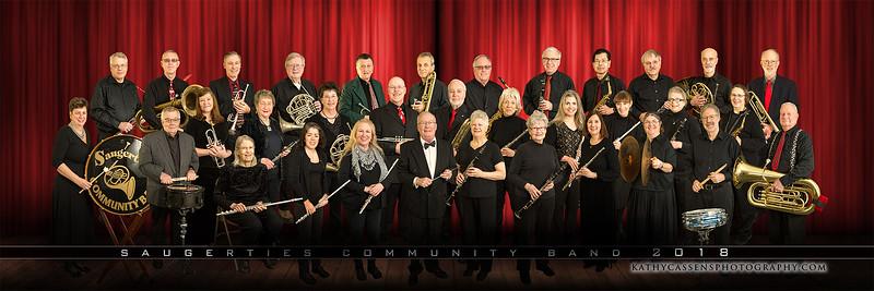 Saugerties Community Band 2018 rev