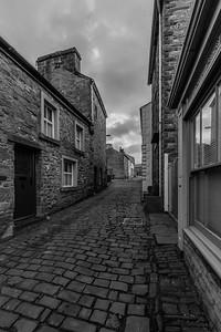 Ye olde English town