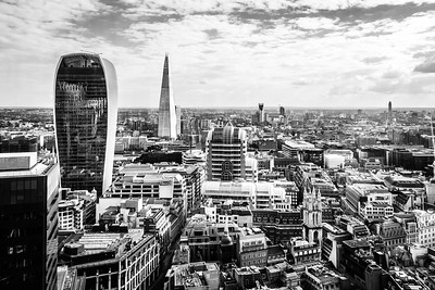 View from Tower 42