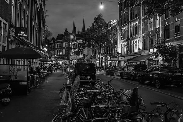 Bars and bikes