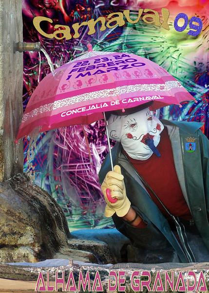 Cartel de Carnaval 2009