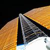 Reid Wiseman @astro_reid  Oct 15 Unique perspective of an #ISS solar array from today's #spacewalk