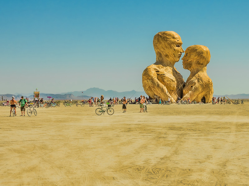 Burning Man 2014, by Ken Douglas, Wedding Photography, Reno, NV.