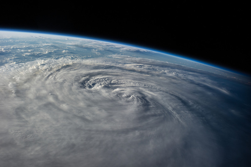 Tropical Cyclone - Aug 5, 2014