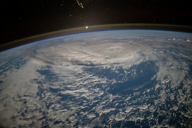 Hurricane Iselle - Aug 9, 2014